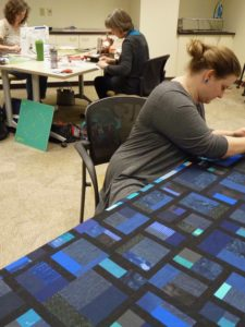 Quilt Guild Sew Day