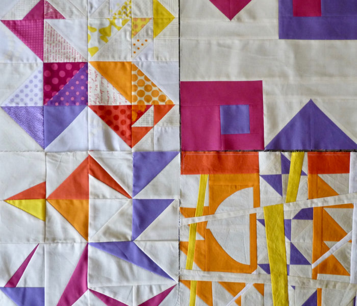 QuiltCon 2018 Charity Challenge
