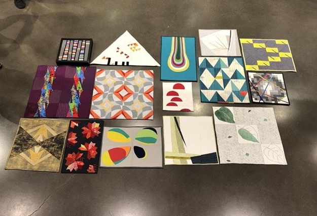 Design Challenge Mini Quilts