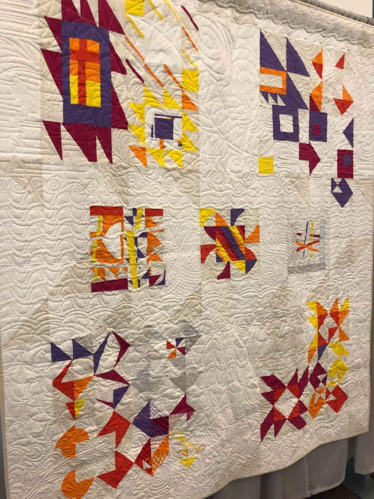Enigma Variations at QuiltCon 2018