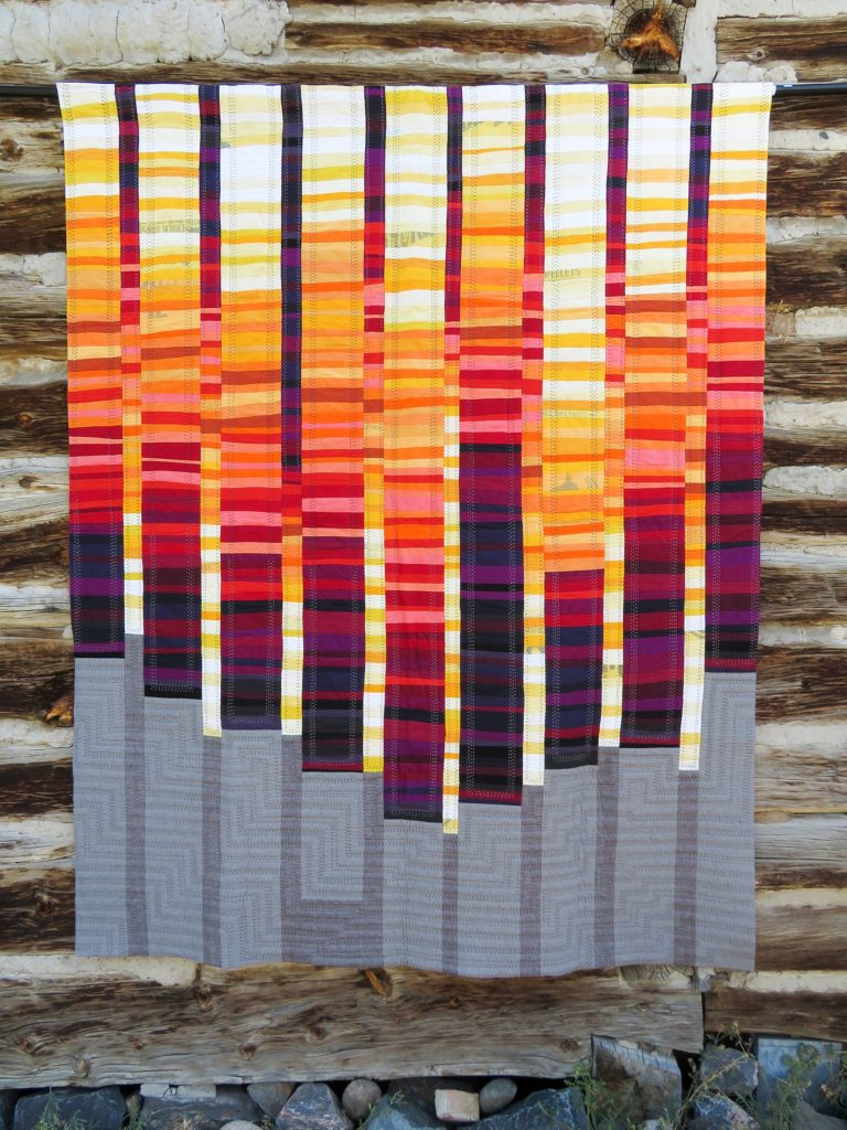 "Shelby Skumanich: Quilt 19 ""Of Discontent"""